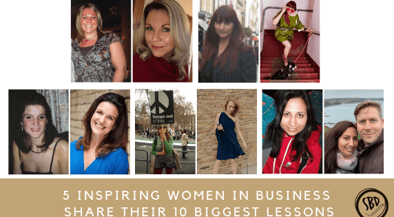 10 year challenge_ 5 inspiring women in business share all